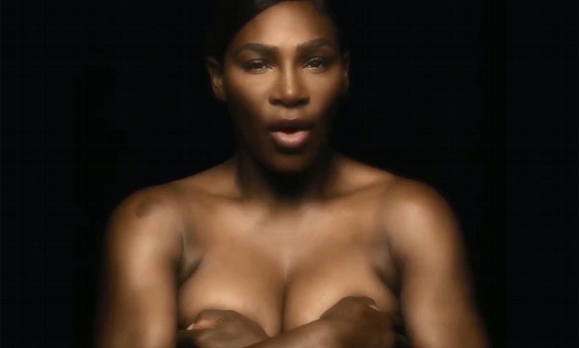 biggest and toples breast in nigeria