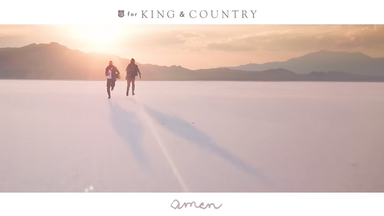 for king and country new music