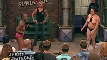 jerry springer uncensored naughty nighmare naked