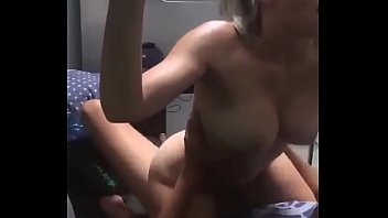 my mature wife begs for cum